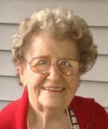 Ruth E. (McMahon) Shea