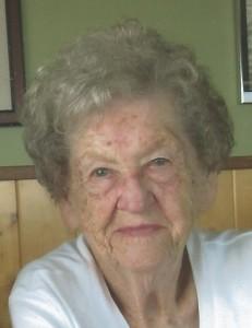 """Mildred G. """"Millie"""" (Voss) McCormack"""